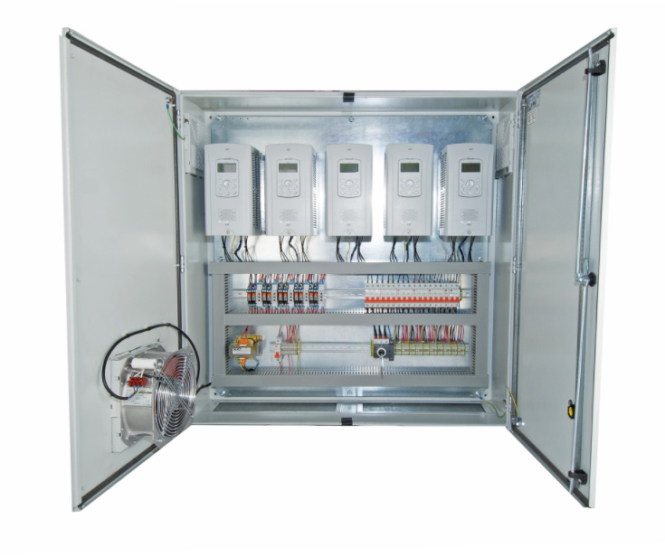 ADM Controls control panel